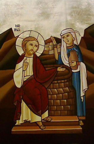 Fourth Sunday of Great Lent | The Samaritan Woman