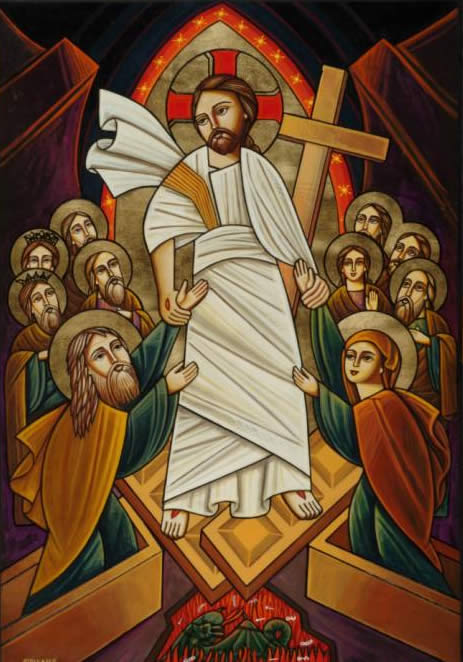 Christ is Risen : Truly, He is Risen