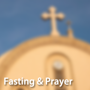 Call for Fasting & Prayer amid events in Egypt