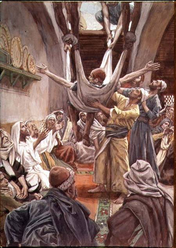 Second Sunday of Paone | Curing the Paralytic