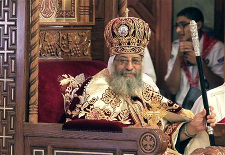 Enthronement Liturgy of H.H. Pope Tawadros II